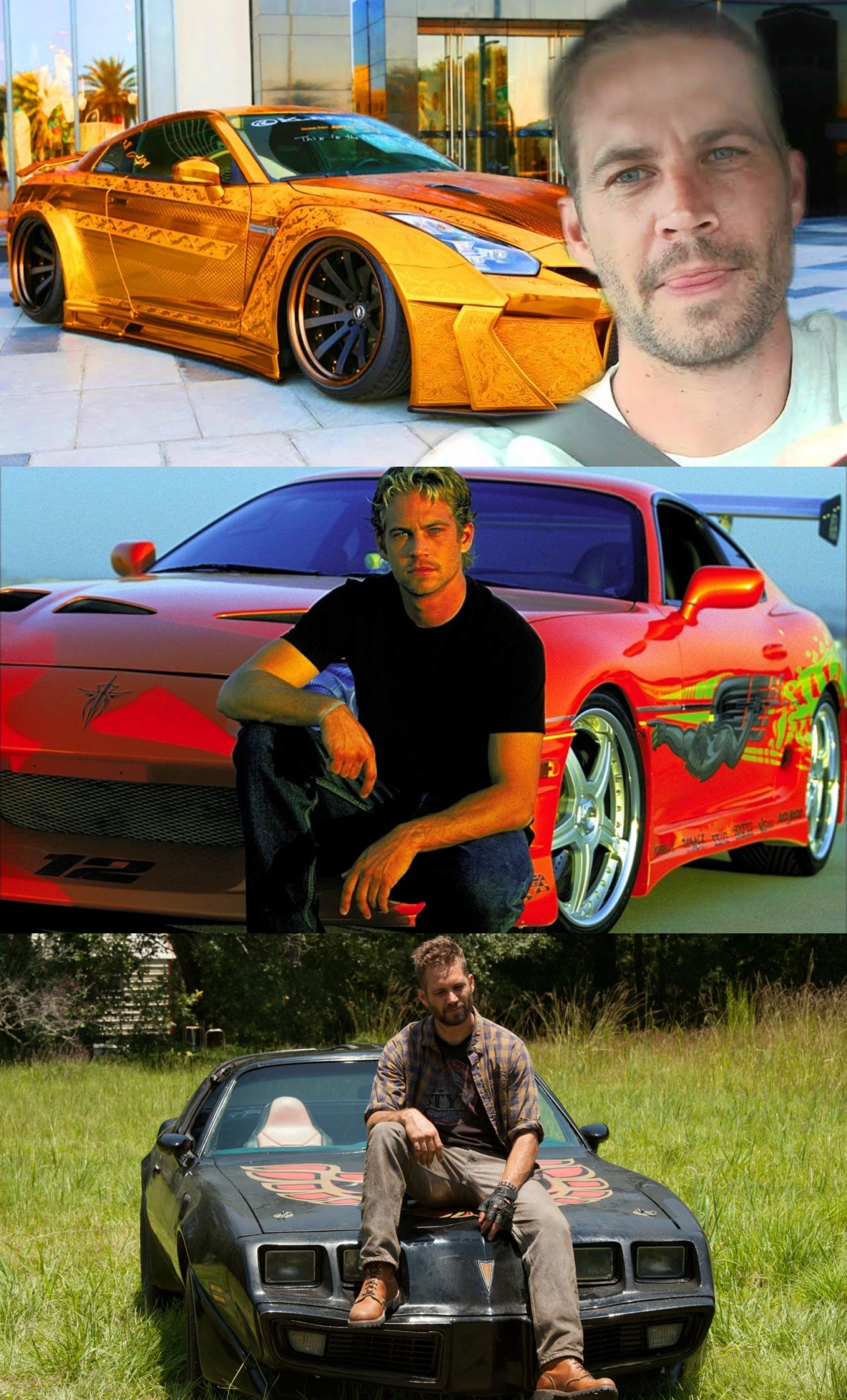 25 Mind Blowing Cars From Paul Walker S Collection Cool Old Cars Paul Walker Super Cars