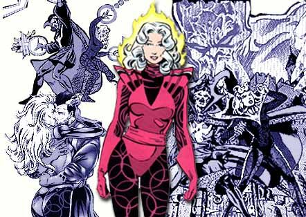 Clea - Marvel Universe Wiki: The definitive online source