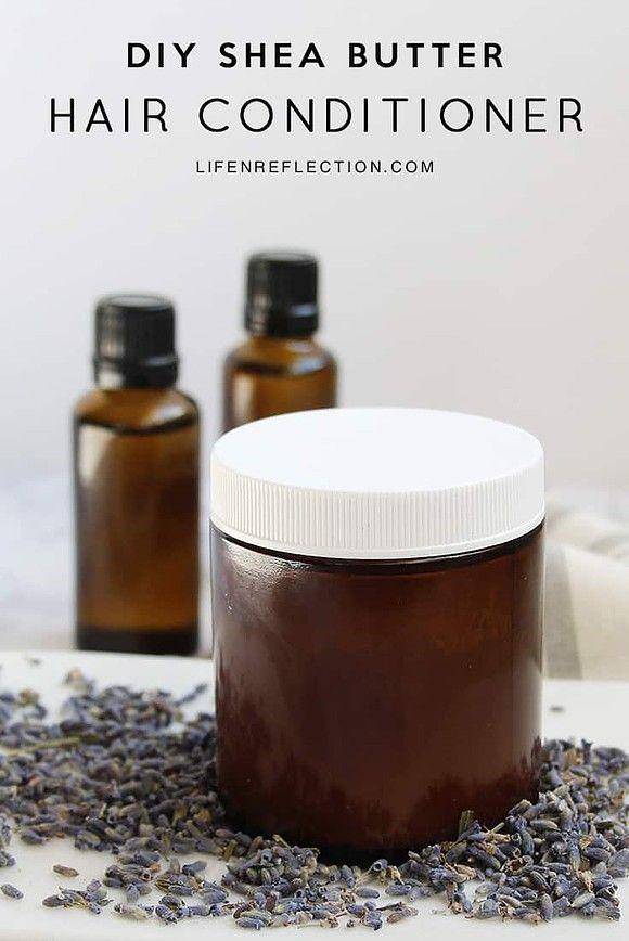 DIY Natural Hair Conditioner Guaranteed to Make Your Hair Soft