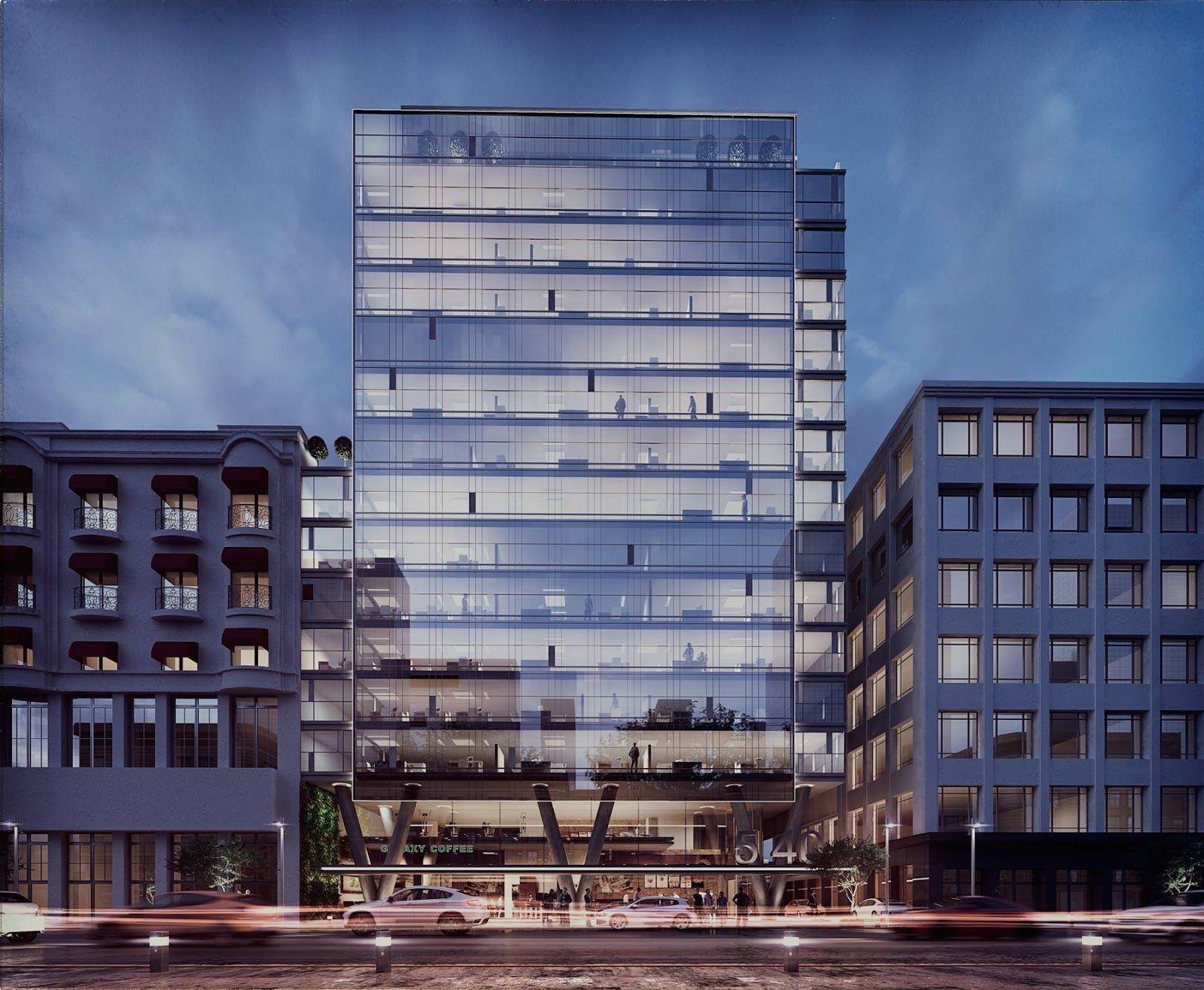 Pin di antonio salvi su render architecture for Idee architettura interni