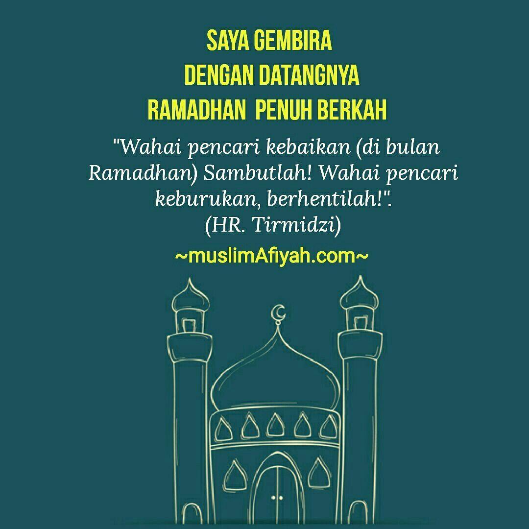 Ucapan Bulan Ramadhan Dan Kata Kata Hikmah Ramadhan Bulan