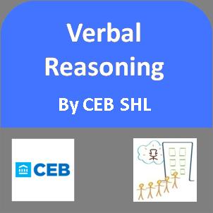 Niojak HR Mall | CEB SHL Online Verbal Reasoning Test | CEB