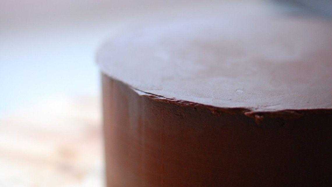 Cómo ganachear una tarta | Dulces Ilusiones