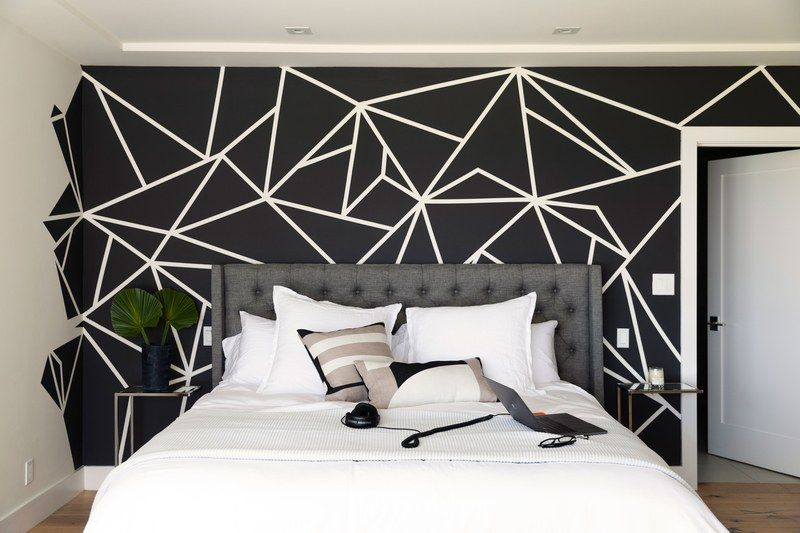 Inside Youtube Sensation David Dobrik S Studio City Party Pad Bedroom Wall Designs Bedroom Wall Bedroom Wall Paint
