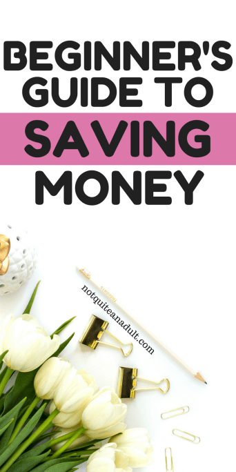 Saving money can be hard when you don't know where to start. This post will explain how to add saving to your budget, what to save for and how to do it!