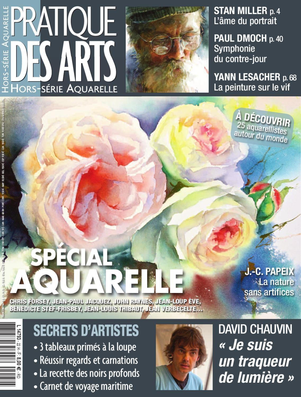 Pratique Des Arts Aquarelle Libros De Arte Academia De Dibujo Y