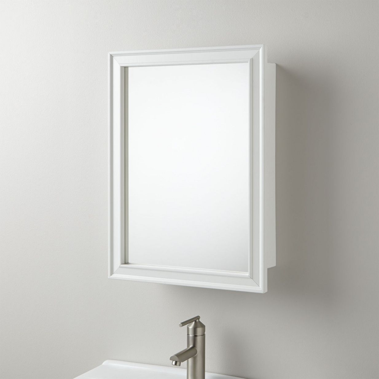 50+ Recessed Bathroom Medicine Cabinets with Mirrors - Best Interior ...
