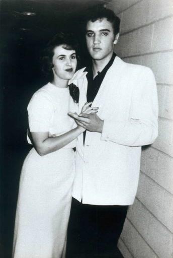 Wanda Jackson and Elvis Presley | Wanda jackson, Elvis presley, Elvis