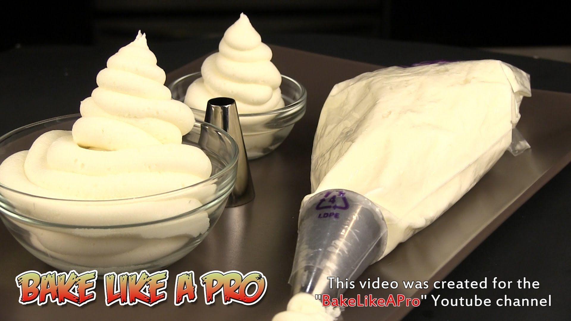 Buttercream Icing - Official Wilton Recipe -Buttercream Frosting Recipe