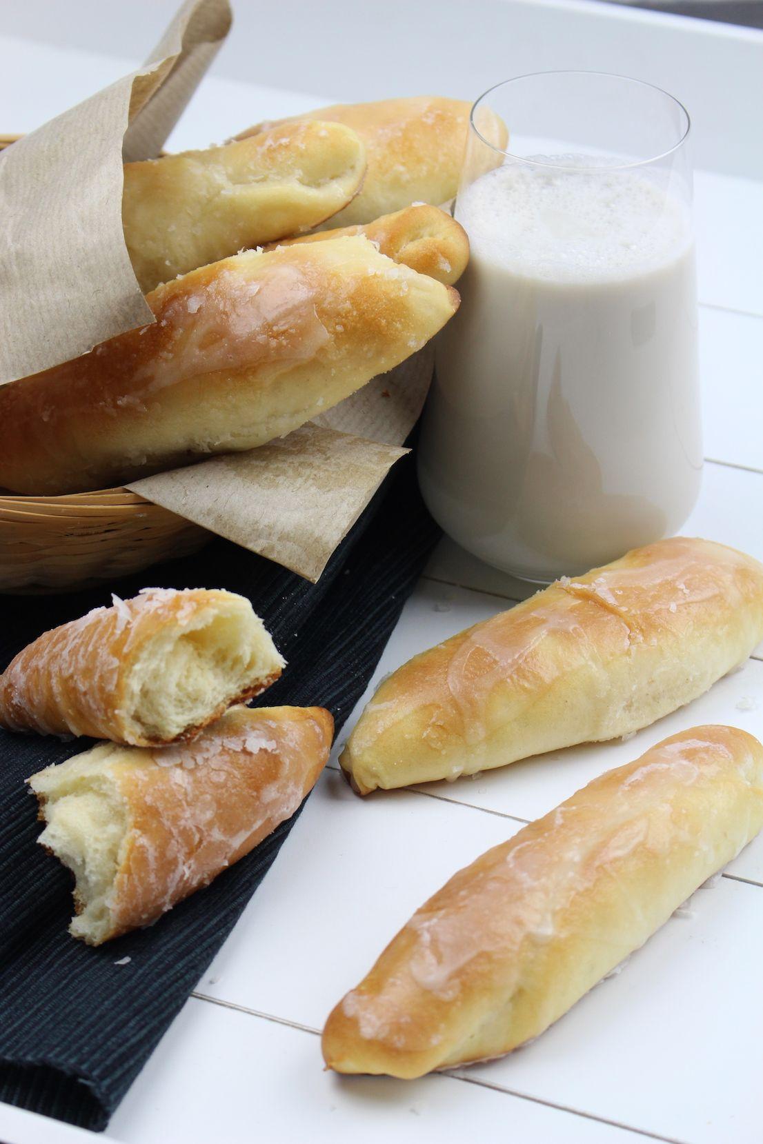 Fartons Con Glaseado De Horchata Receta Horchata Recetas De