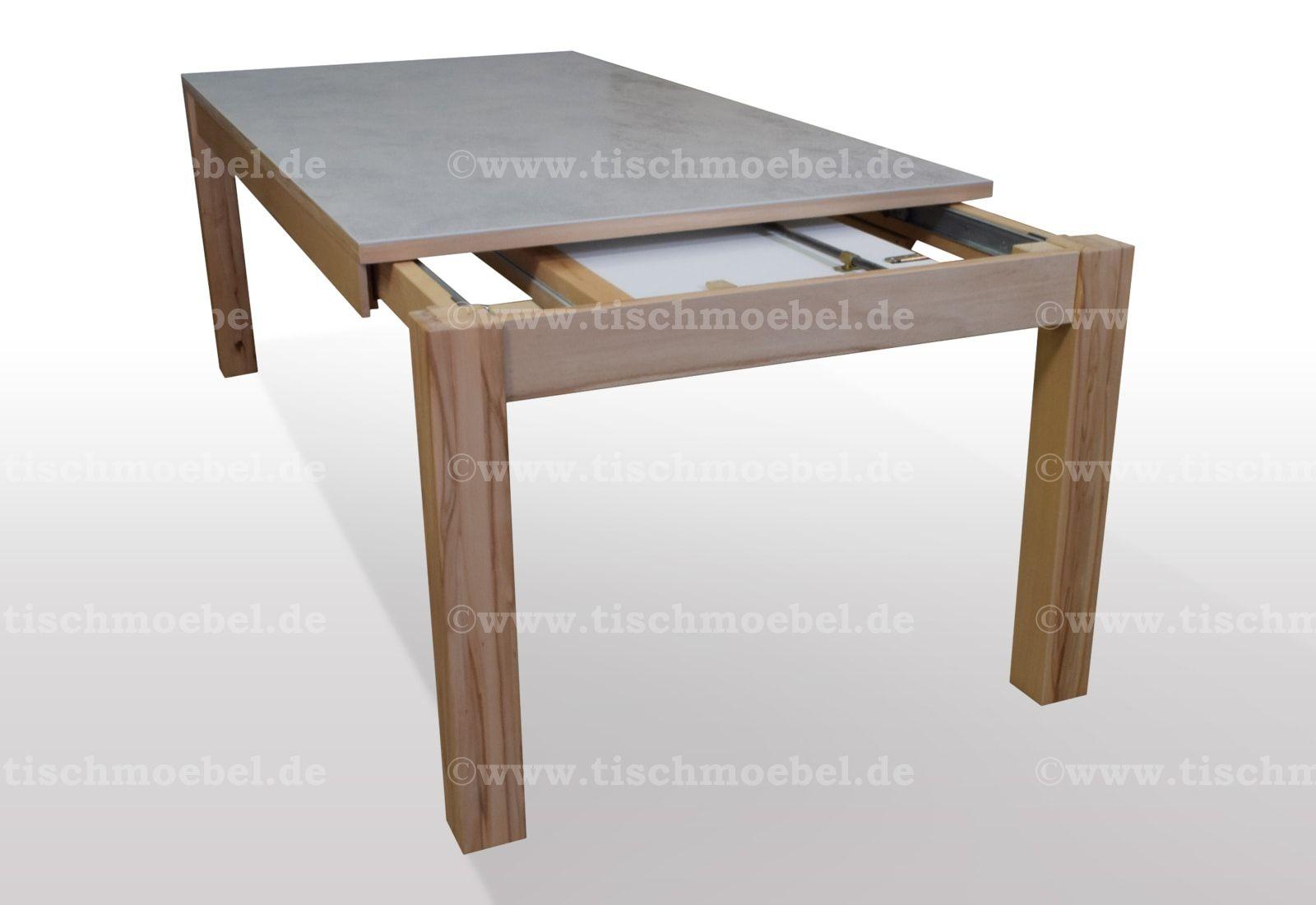 Tisch Buche Massiv Breite 80cm Lange Wahlbar Mit Bildern Esstisch Buche