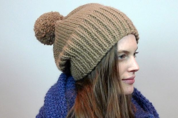 Knitting Crochet Pom Pom Beanies Knitting Patterns And Patterns