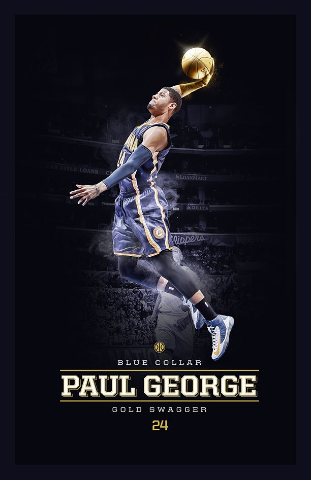 paul george poster More d31a5ebec0