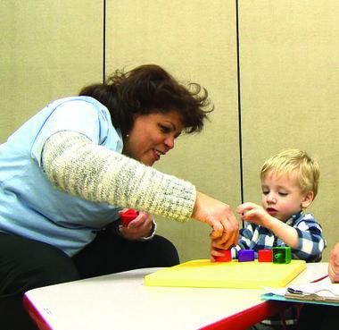 Child Autistic Children Learn