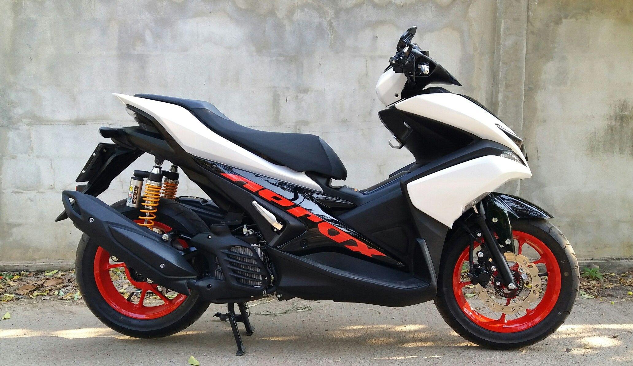 Yamaha Aerox Cc Sport