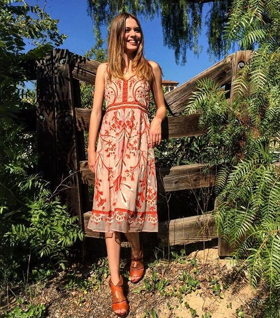 9e8a78b48ea4e Alicante Dress   #MyAnthropologie Style   Fashion, Dresses, Dress skirt
