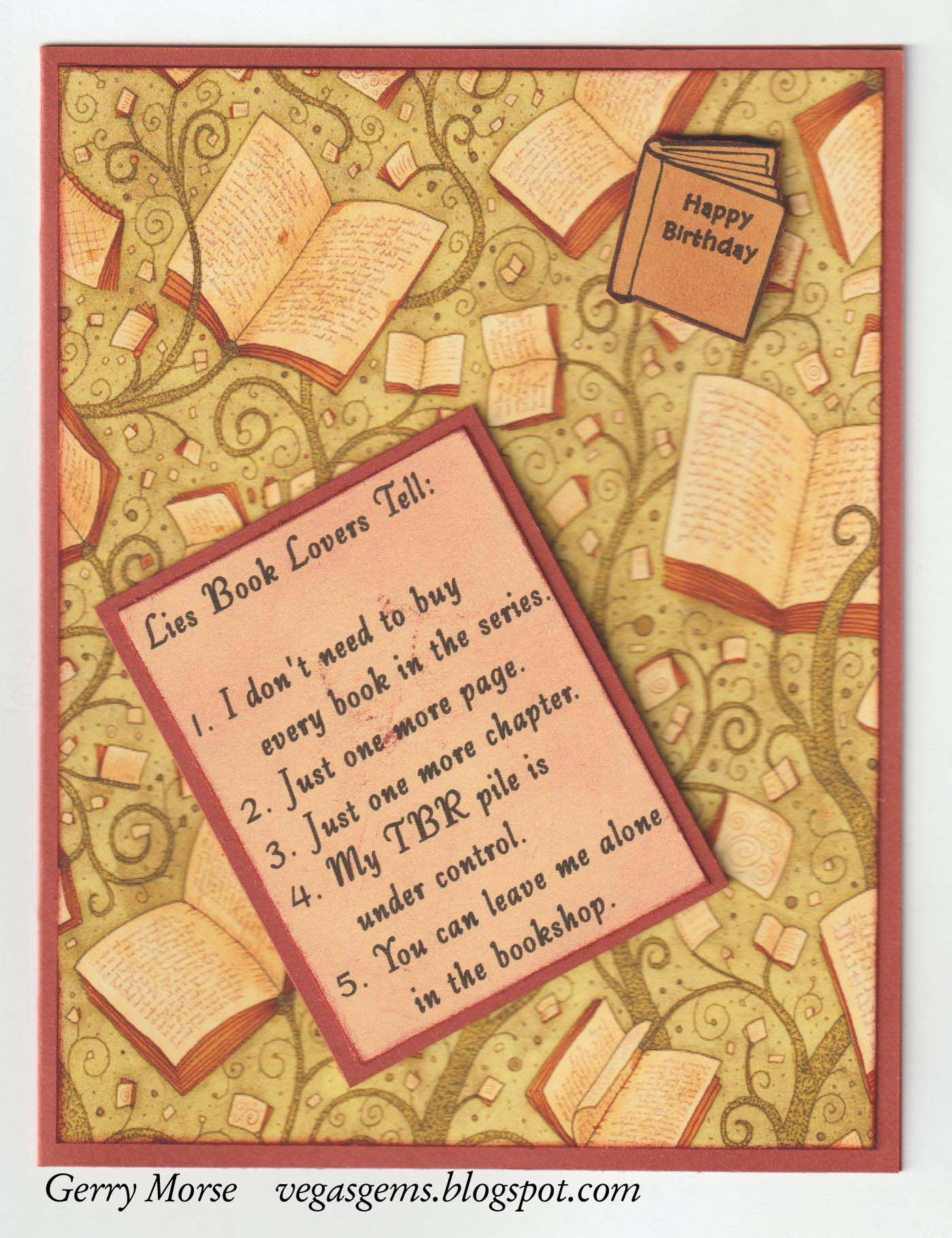 Book lovers birthday book lovers reading themes books