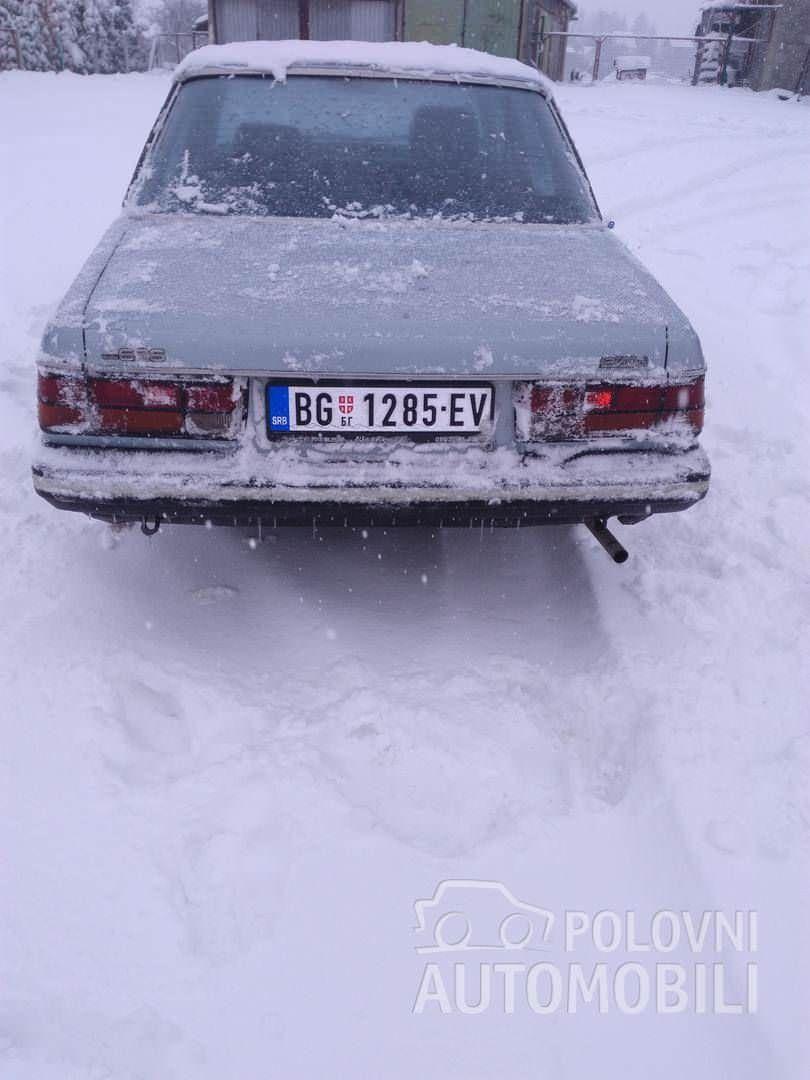 Polovni Mazda 626 1981 God Polovni Automobili Srbija