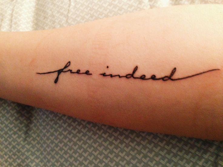 Free Mind Tattoo