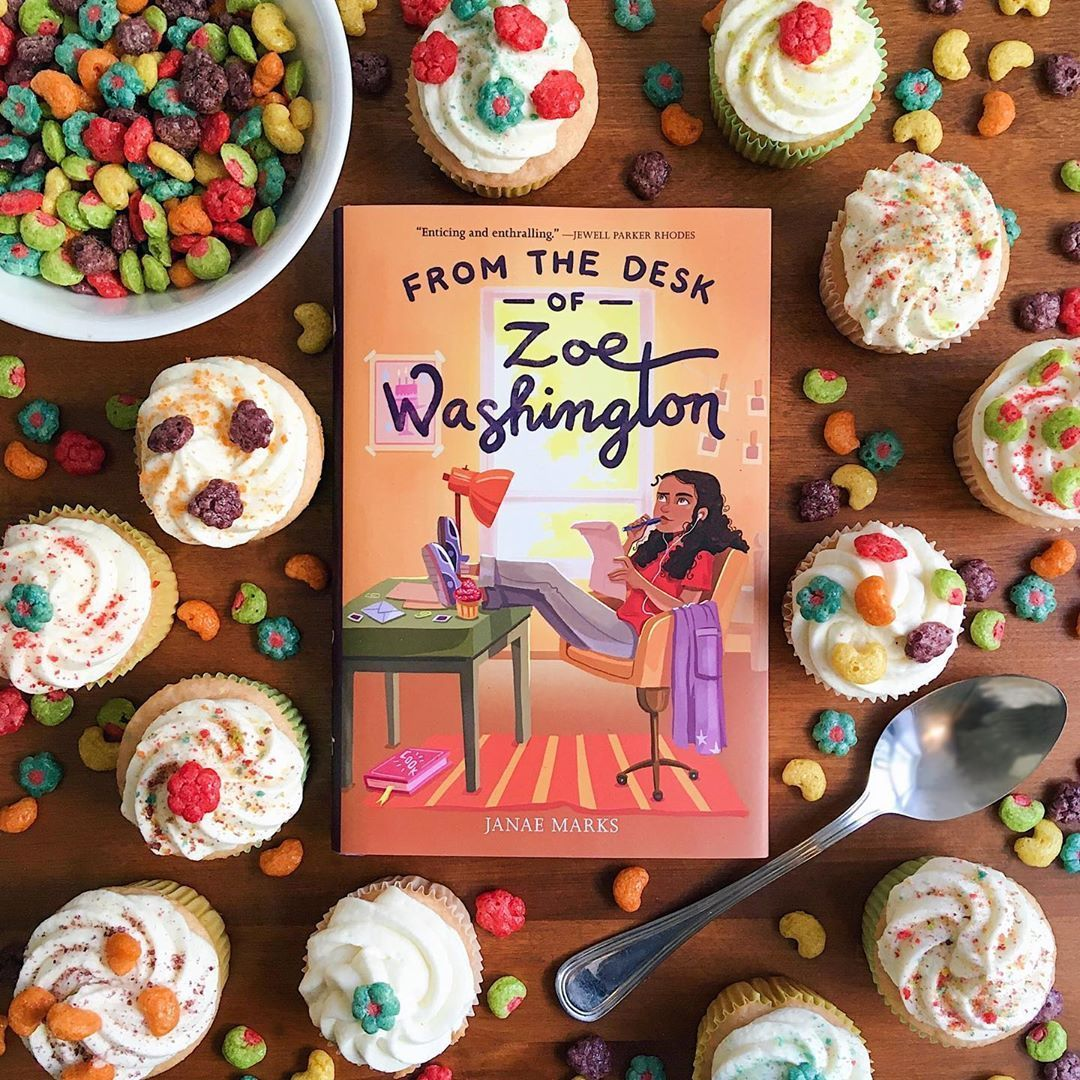 From The Desk Of Zoe Washington In 2020 Baking With Kids Food Network Recipes Meals For One