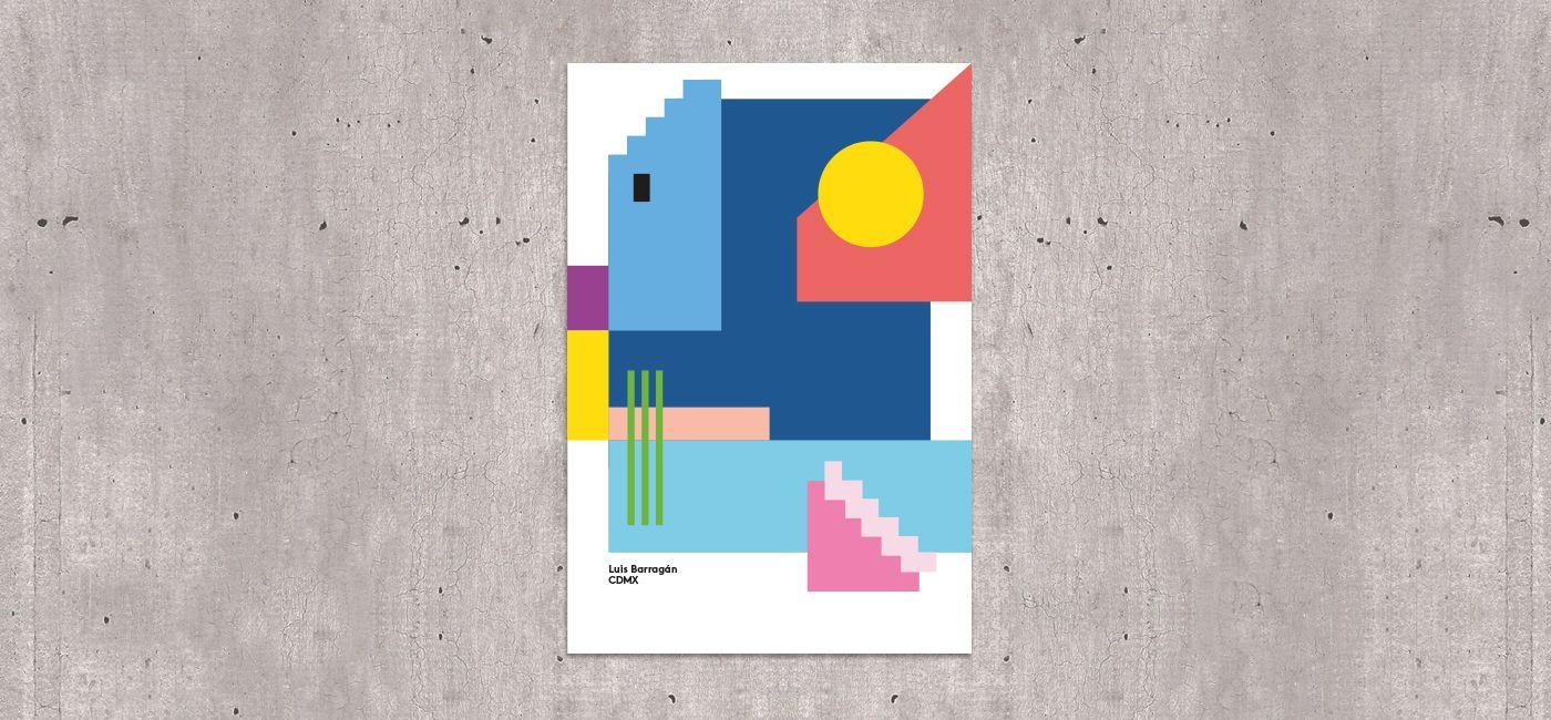 Luís Barragán   Limited edition on Behance