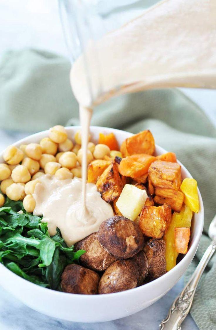 35+ Best OilFree Vegan Salad Dressings & Sauces Vegan