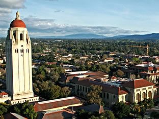 My backup city to live in would be Palo Alto California. It is home to