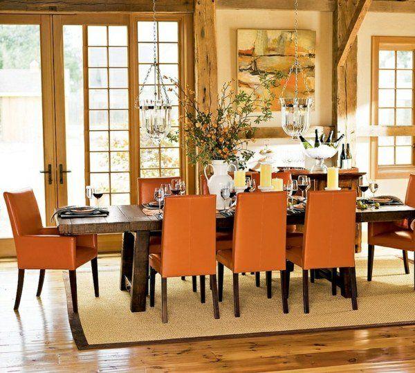 107 idées fantastiques pour une salle à manger moderne | Pinterest ...