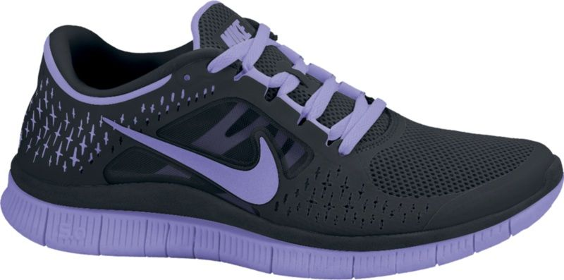 premium selection 017de 86d9e Free Run von nike in schwarz violett  http   www.lauf