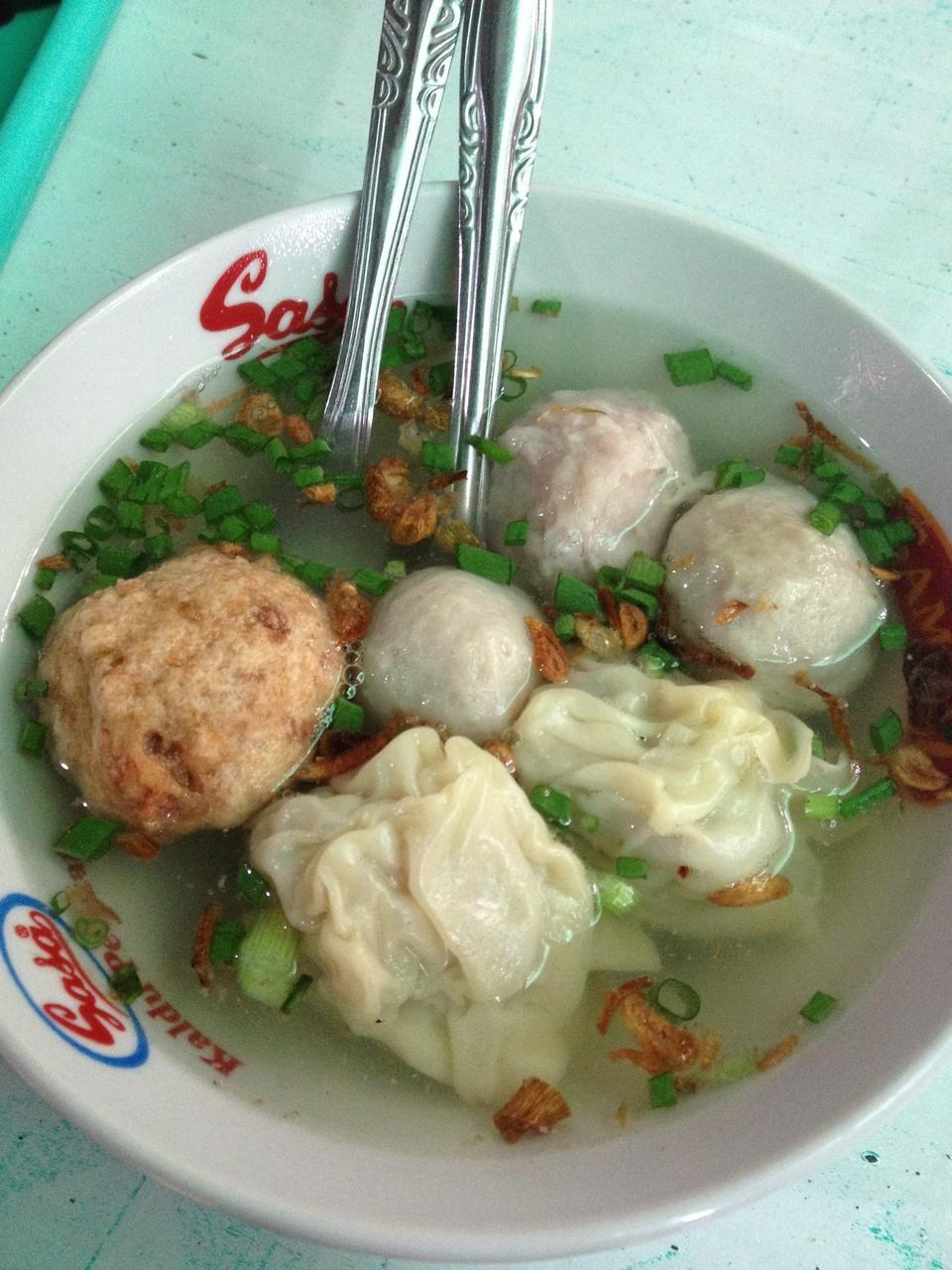 Bakso Subur Malang Jawa Timur Full Meal Recipes Indonesian Food Food Goals