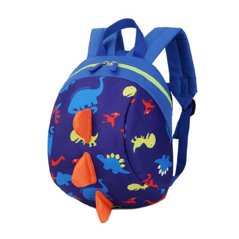 Toddler Backpacks Anti Lost School Bag Kid Cute Dinosaur Pattern Children Kindergarten Kids