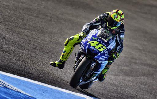 Rossi - Moto GP - Le Mans 2014