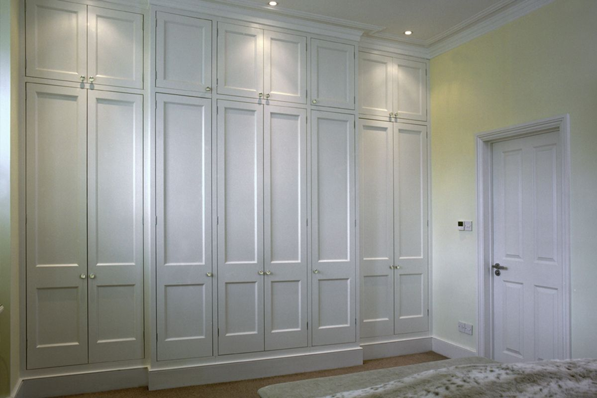 Designed And Installed By Alcove Designs Fitted Wardrobe