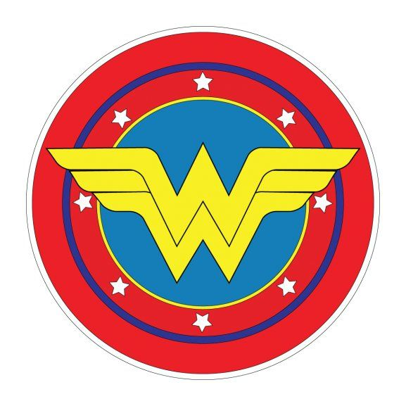 logo of wonder woman wonder woman printables pinterest