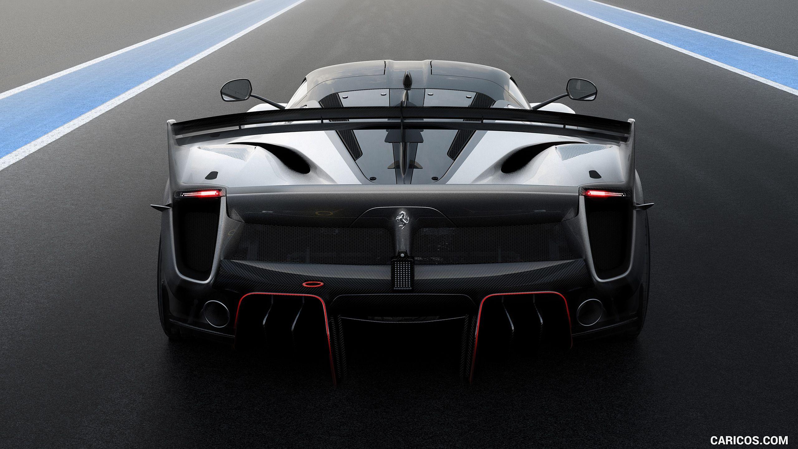 Pin On Ferrari Ferrari laferrari fxx k evo rear