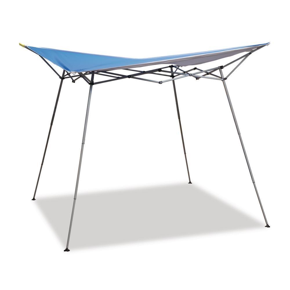 Caravan Canopy Evo Shade 8 ft. x 8 ft. Blue Instant Canopy  sc 1 st  Pinterest & Caravan Canopy Evo Shade 8 ft. x 8 ft. Blue Instant Canopy | Evo ...