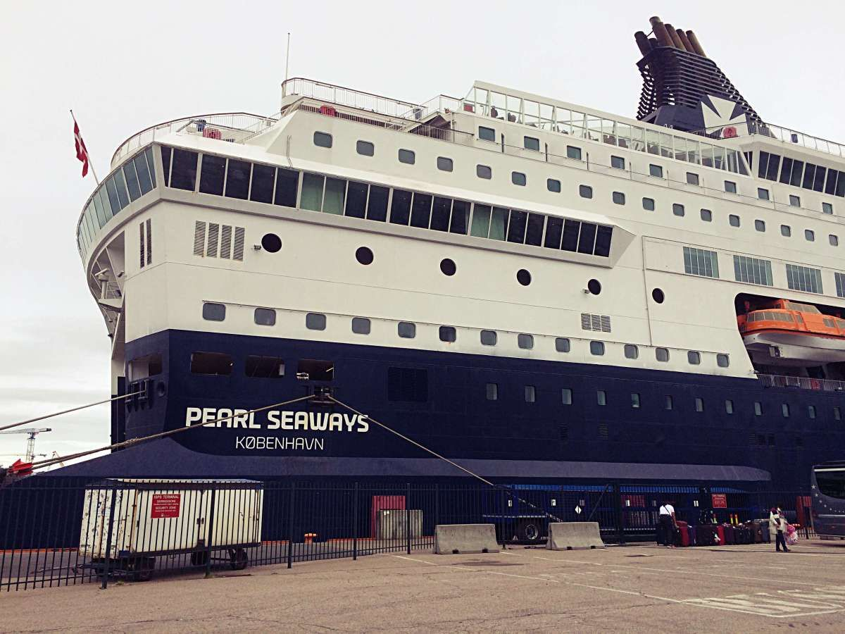 Dfds Pearl Seaways Is Magic On The Move Krazy Butterfly Places To Visit Visiting Pearls