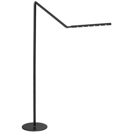 Gen 2 I Tower Metallic Black Daylight Led Floor Lamp
