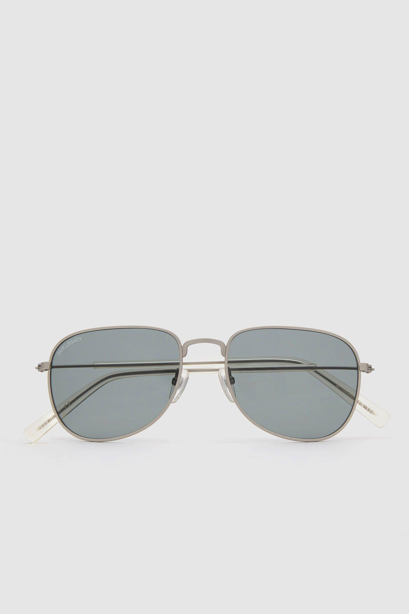 45612411cf Unbroken Sunglasses Metallic - Our Legacy