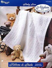 Ribbons shells baby afghan baby love crochet pattern patterns ribbons shells baby afghan baby love crochet pattern dt1010fo