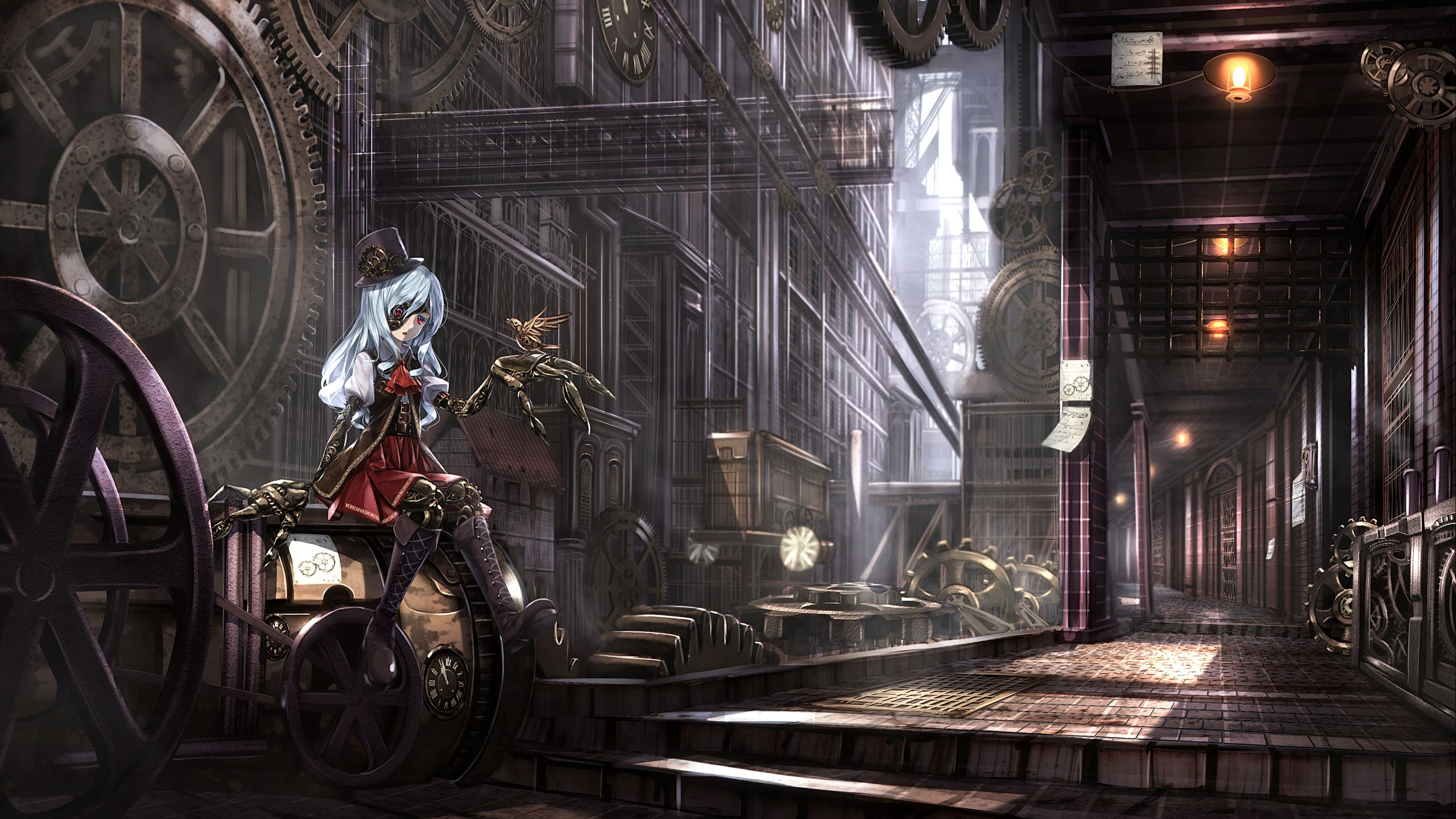 Preview And Download Wallpaper Hd Wallpapers Desktop Background Images Steampunk Wallpaper Download Wallpaper Hd Anime Wallpaper