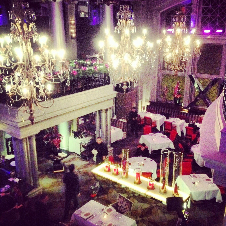 Restaurant XO de l\'hôtel St-James pour un événement chic. Chic ...