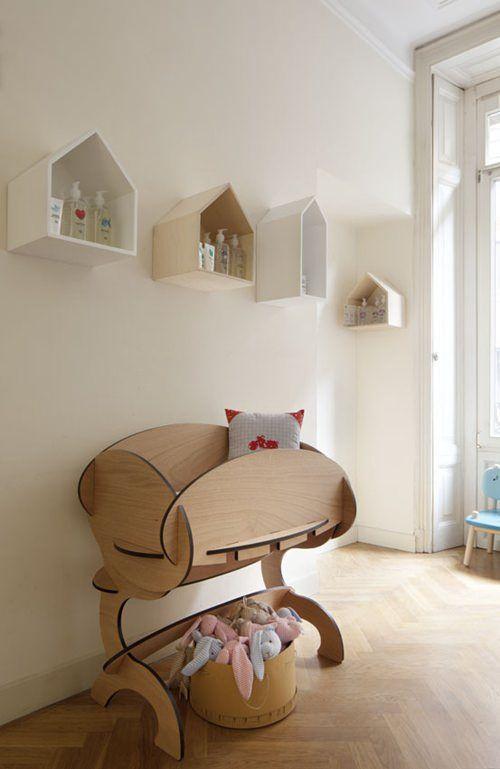 Muebles infantiles de dise o kidsroomzoom 2014 el - Muebles infantiles diseno ...