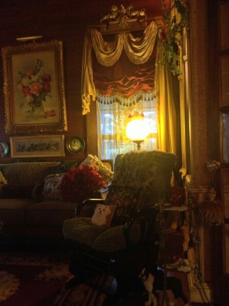Another view of this Gorgeous room!