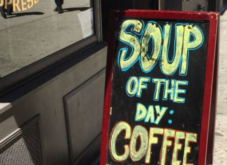 16+ Restaurant Signs That Totally Nailed The Truth About Adulthood - brainjet.com