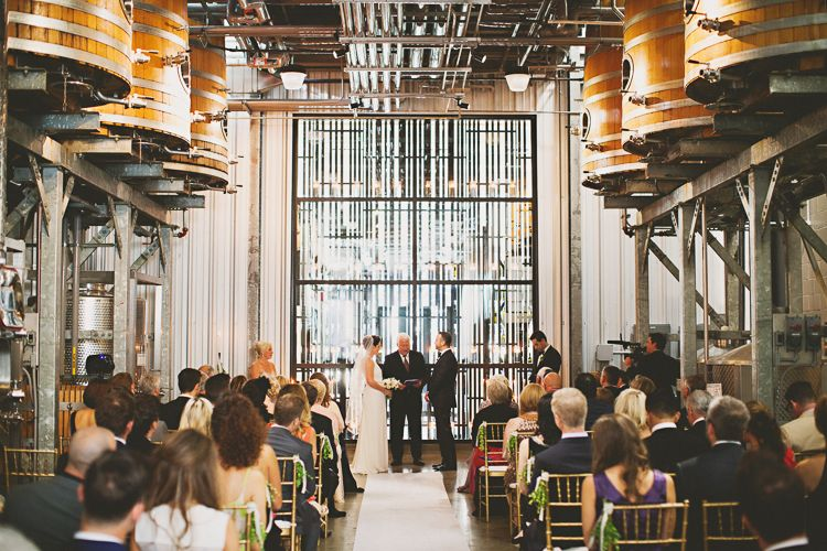 Barrel Room St Catharines Wedding Niagara On The Lake Stratus Vineyards
