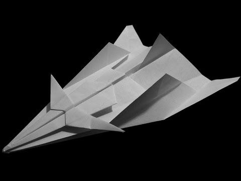 How To Fold Origami Airplane 9 Subscribe To My Youtube Channel To Receive Daily New Origami Tutorials Thanks Again And Enjoy 折り紙