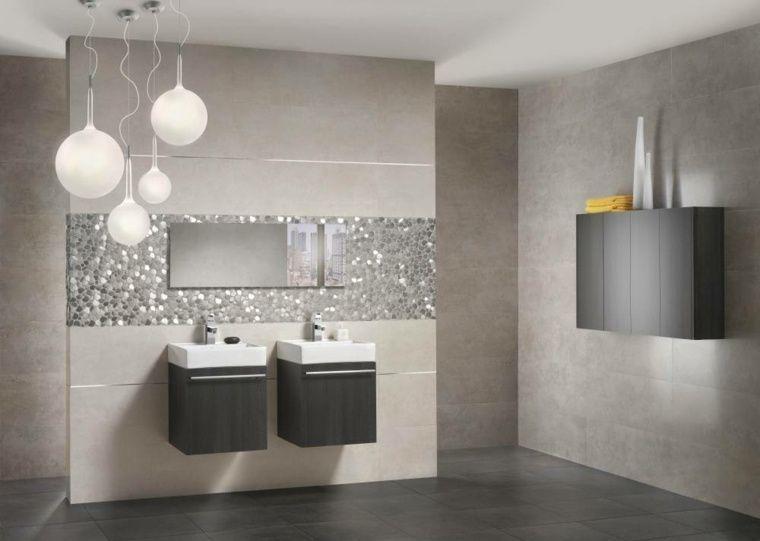 55 Idees De Carrelage Design Pour Votre Salle De Bains Moderne Salle De Bains Moderne Salle De Bain Design Faience Salle De Bain