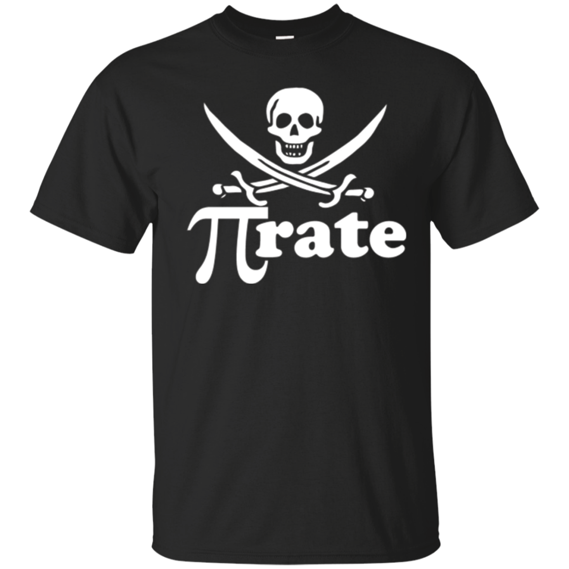 Pirate Pi Rate Shirt For Pi Day Math Pirates Tshirt