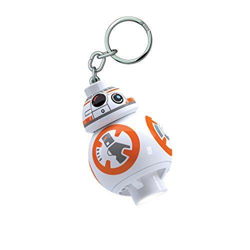BB8  BB-8 BB 8 LEGO Keychain   star wars mini-figure key chain
